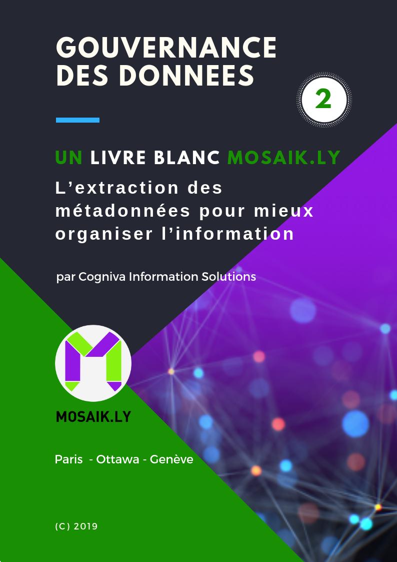 Gouvernance des données: Livre blanc MOSAIK.LY (2) - MétadonnéesC3
