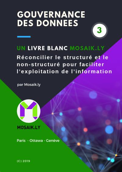 Gouvernance des données: Livre blanc MOSAIK.LY (3) - Exploration conviviale
