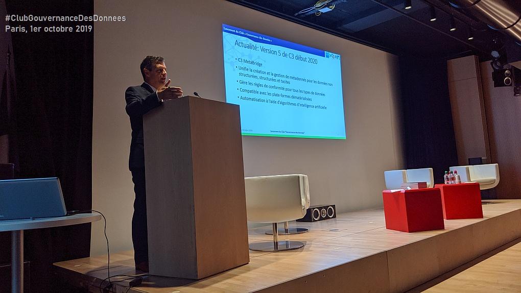 Conférence Y.Marleau / Cogniva